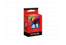 LEXMARK 18Y0141E Цветной картридж N°41