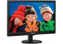 "Philips МОНИТОР 18.5"" PHILIPS 193V5LSB2/10(62) Black"