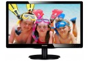 "Philips МОНИТОР 20"" PHILIPS 206V4LSB2/01(00) Black"