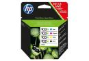 HP C2P42AE Набор цветных картриджей HP 932XL/933XL повышенной емкости