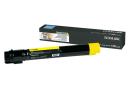 LEXMARK C950X2YG Желтый картридж сверхвысокой емкости