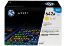 HP CB402A Картридж желтый HP 642A