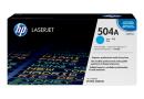 HP CE251A Картридж голубой HP 504A