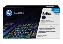 HP CE264X Картридж черный HP 646X