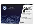 HP CE505L Kартридж экономичный черный HP 05L