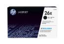 HP CF226X Картриджи черный HP 26X увеличенной емкости