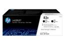 Тонер-картридж HP CF283XD черные 83X увеличенной емкости