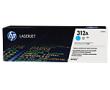 HP CF381A Kартридж голубой HP 312A
