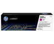 Тонер-картриджи HP CF403X увеличеной емкости пурпурный HP 201X