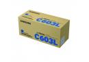 Тонер-картридж Samsung CLT-C603L/SEE (SV232A) голубой