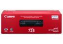 Тонер-картридж CANON 725 (3484B005) черный