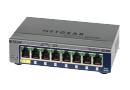 NETGEAR GS108T-200 8-портовый гигабитный SMART-коммутатор PROSAFE