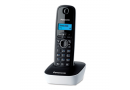 PANASONIC Р/телефон KX-TG1611RUW (черный/белый)