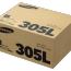 Тонер-картридж SAMSUNG MLT-D305L (HP SV049A) черный
