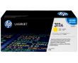 HP Q2682A Картридж желтый HP 311A