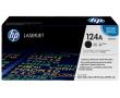 HP Q6000A Картридж  черный HP 124A