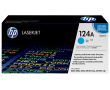 HP Q6001A Картридж голубой HP 124A