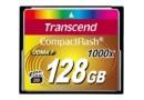 Transcend Флеш карта CF 128GB Ultra Speed 1000X (TS128GCF1000)