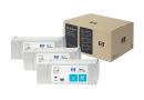 Печатающие головки HP C5067A цвет голубой HP 81 в тройной упаковке