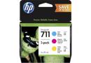 Набор струйных картриджей HP P2V32A (CZ130A, CZ131A, CZ132A),