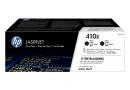 HP CF410XD Картриджи черный HP 410X увеличенной емкости в сдвоенной упаковке