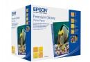 EPSON C13S042199 Бумага  Premium Glossy Photo paper 13х18 / 500 л.