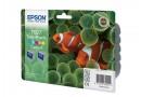EPSON C13T02740310 Цветные картриджи в двойной упаковке