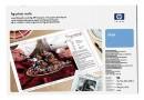 HP Q5492A Матовая фотобумага A3+ / 50л.