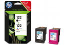 HP CR340HE комбинированная упаковка № 122 (CH561HE + CH562HE)