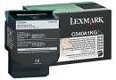 LEXMARK C540A1KG Черный картридж (Return)