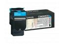 LEXMARK Голубой тонер-картридж повышенной емкости (C540H2CG)