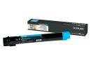 LEXMARK C950X2CG Голубой картридж сверхвысокой емкости
