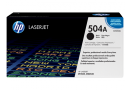 HP CE250A Картридж черный  HP 504A