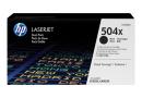 HP CE250XD Черные картриджи HP 504X в двойной упаковке