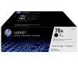 HP CE278AF Kартридж черный HP 78A в сдвоенной упаковке