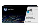 HP CE341A Kартридж голубой HP 651A