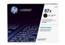 HP CF287X Картриджи черный HP 87X увеличенной емкости