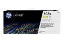 Тонер-картриджи HP CF362X увеличенной емкости желтый HP 508X