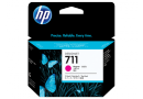HP CZ135A Пурпурные картриджи HP 711 в тройной упаковке