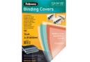 Fellowes FS-5377101 Обложки Transparent прозрачные синие A4/100 шт.