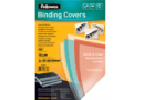 Fellowes FS-5377301 Обложки Transparent прозрачные зеленые A4/100 шт.