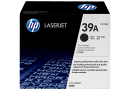 HP Q1339A Картридж черный HP 39A