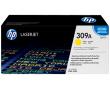 HP Q2672A Картридж желтый HP 309A