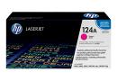 HP Q6003A Картридж пурпурный HP 124A
