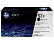 HP Q7553X Картридж чёрный  HP 53 X