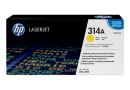 HP Q7562A Картридж желтый HP 314A