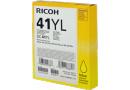 RICOH 405768 Желтый принт-картридж тип GC 41YL