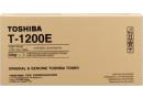 TOSHIBA 6B000000085 Черный тонер-картридж T-1200E (EU)