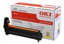 OKI 44315105 Желтый фотобарабан (EP-CART-Y-C610)